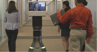 Robots with your face want to invade workplaces and hospitals