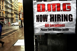 Four Signs the Job Market Is Getting Better