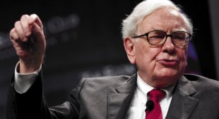 Warren Buffett offers $1 billion for a perfect March Madness bracket