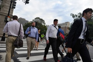 Report: Federal workforce shows lack of generational diversity