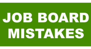 4 Most common mistakes starting a job board