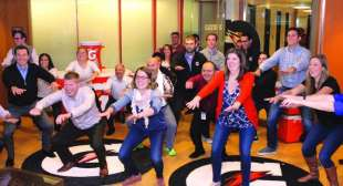 Gatorade's Workplace Fitness Program Is Not Your Average Wellness Initiative