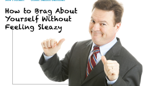 Podcast: How Jobseekers Can Brag About Themselves Without Feeling Sleazy