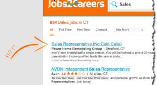 The Jobs2Careers interface has a lot to like