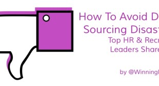 How To Avoid Direct Sourcing Disasters!