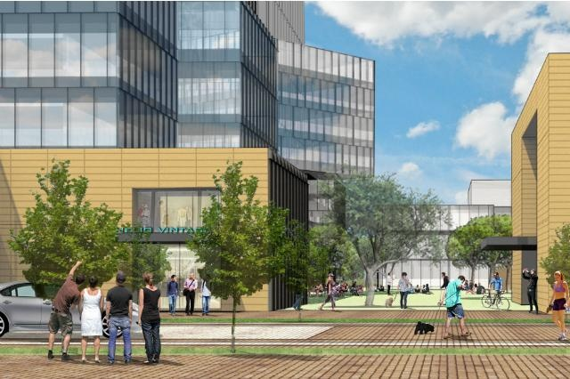 LinkedIn fights Google for office space in Mountain View