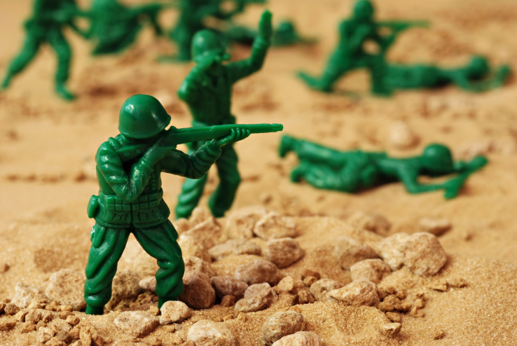 Waging A War For Talent