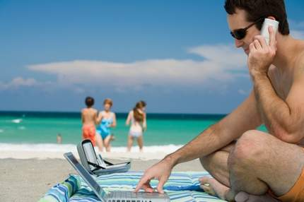 The myth of 'out of office'