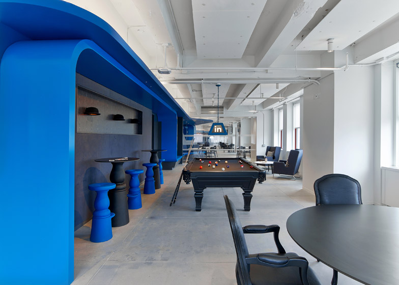 LinkedIn offices in the Empire State Building include a secret speakeasy