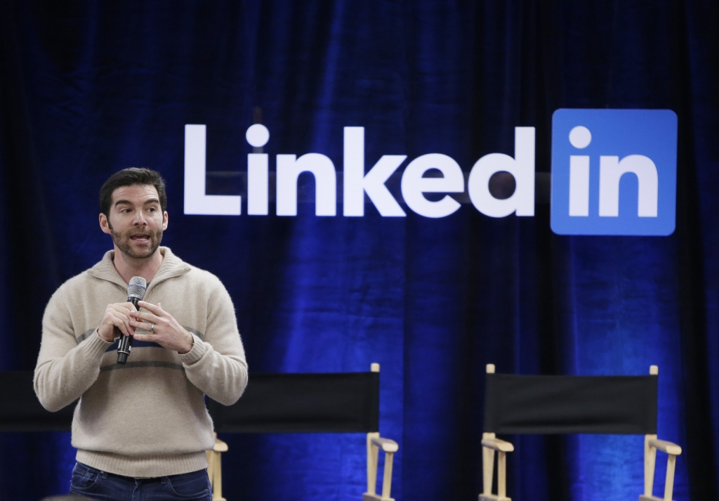 LinkedIn releases new gender diversity numbers
