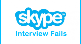 Strange and Funny Skype Interview Stories