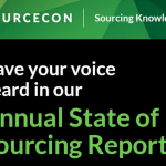 Take the 2015 'State of Sourcing' Survey