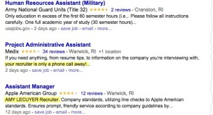 How to Search Indeed.com for Job Titles (video)