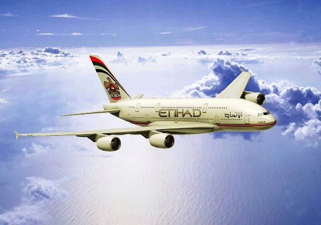 Etihad Airways ranked 20th most attractive employer in EMEA by LinkedIn