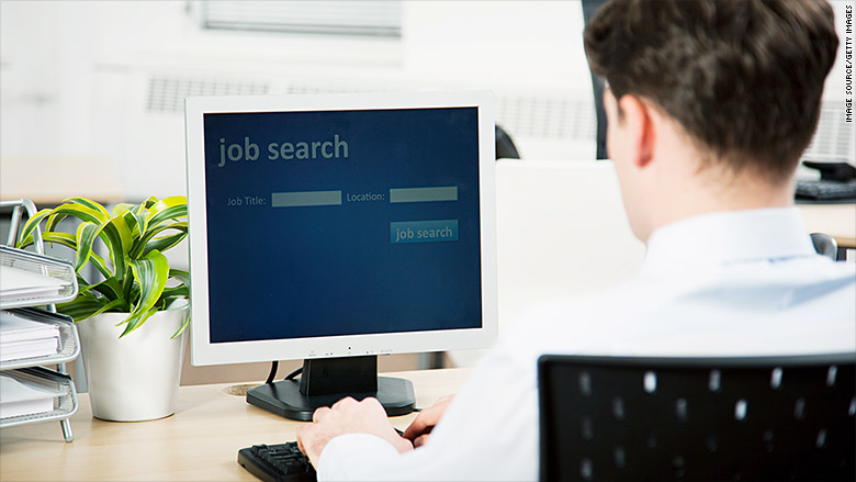 Today is the most popular day for job searches