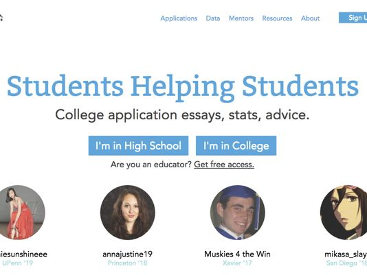 AdmitSee aims to be LinkedIn for college seekers