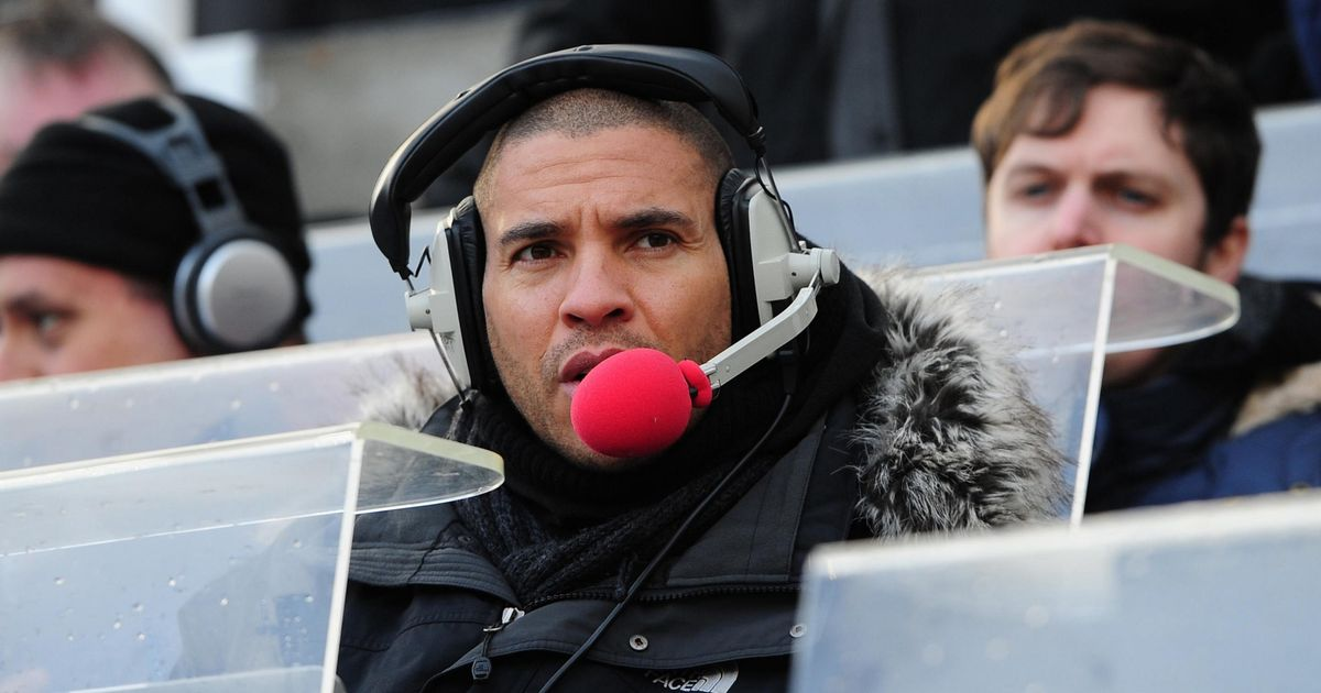 Former Liverpool FC striker Stan Collymore touting for work on LinkedIn