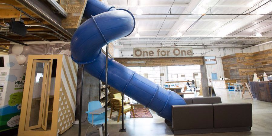 21 of the coolest office spaces you'll ever see
