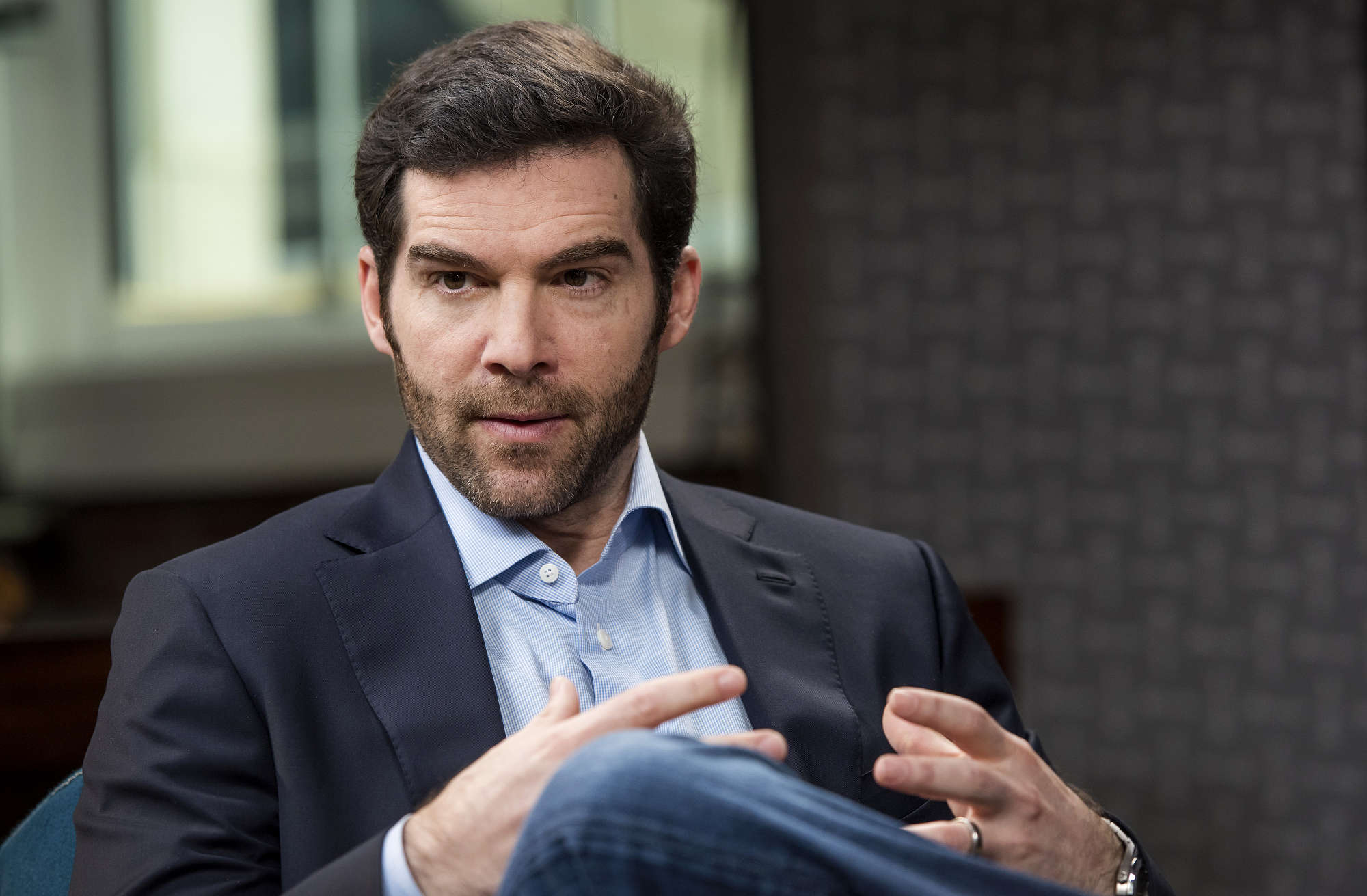 LinkedIn's Jeff Weiner Q&A: What It's Like Being CEO on the Stock's Worst Day Ever