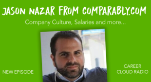 Jason Nazar from Comparably Talks Culture & Salaries