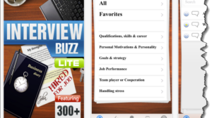 Got an Interview? There's an App for That!