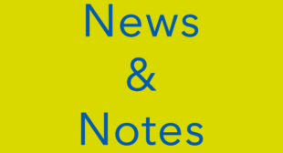 News and Notes from the Job Search World