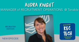 Audra Knight Discusses Recruitment Marketing