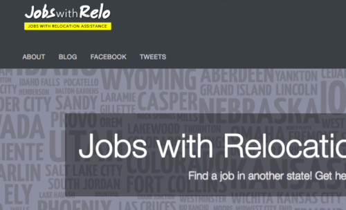 jobs offering relocation assistance