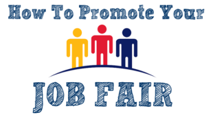How to promote your job fair