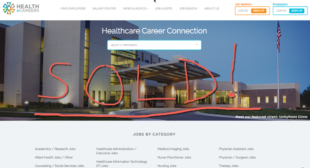 DHI Sells Health Job Site for $15 Million