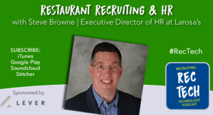 Steve Browne Does HR With Purpose