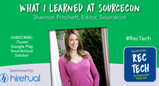 Shannon Pritchett: What I Learned at Sourcecon