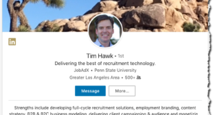 JobAdX Names Tim Hawk, VP of Sales