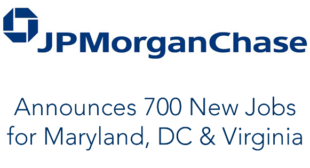 JPMorgan Chase Announces 700 New Jobs in Mid-Atlantic States
