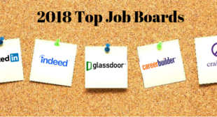 Top 5 Popular Job Boards of 2018