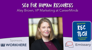 SEO for Human Resources with Aley Brown