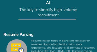 Automate your high-volume recruiting with AI and Automation?