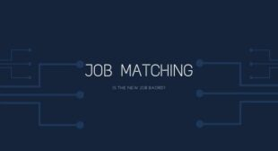 Job Matching Seems to be the New Job Board