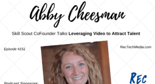 Using Video to Attract Talent with Abby Cheesman
