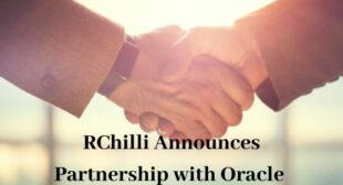 RChilli Announces Partnership with Oracle