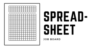 The Spreadsheet Job Board