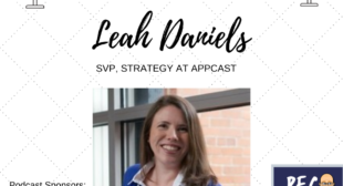 Recruitment Marketing Benchmark Report with Leah Daniels