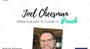 Joel Cheesman, Founder of Poach.ai — RecTech Media