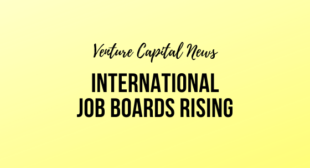 International Job Boards Rising