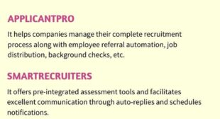 Vinay Johar's answer to What are the best application tracking systems for HR teams in 2020? – Quora