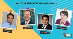 What is Next: Sharing the Thoughts of HR Influencers on COVID-19