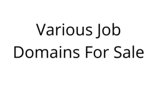 Job Domains Available