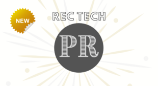 RecTech Media Launches Industry Newswire PR Service