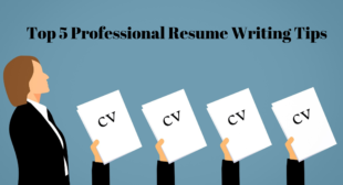 Vinay Johar's answer to How does one write a high-quality résumé or CV? – Quora