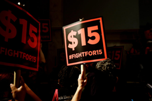 Do we need a $15 minimum wage?